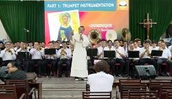 Văn nghệ chào mừng Tổng tu nghị dòng Đa Minh (10.7.2019)
