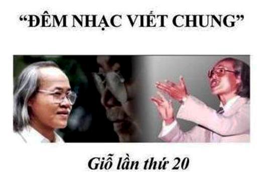 TTMV: Đêm nhạc Viết Chung (11.4.2016)