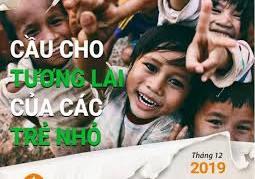 Ý cầu nguyện tháng 12/2019:  Tương lai của trẻ em